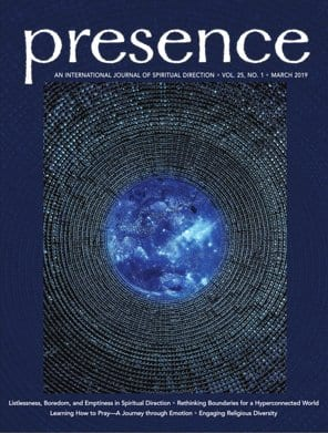 Presence Journal (Volume 25.1, March 2019)(PDF on CD)