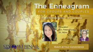 The Enneagram for Groups and Couples – An SDI Webinar Series